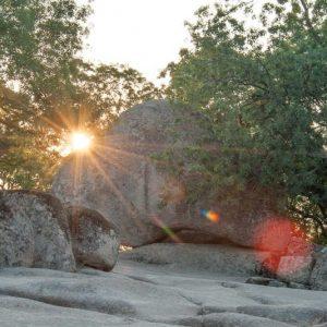 Тракийското мегалитно светилище Бегликташ